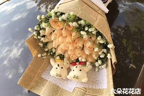 福田区包月送花