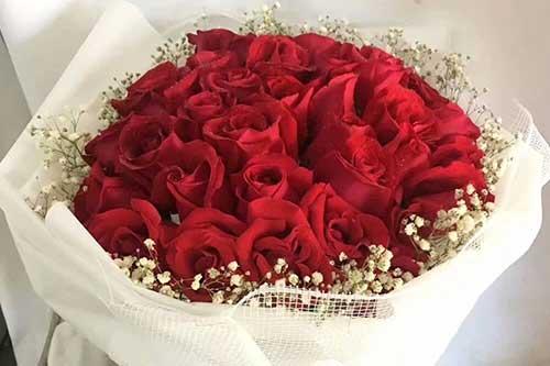 闵行区订玫瑰花