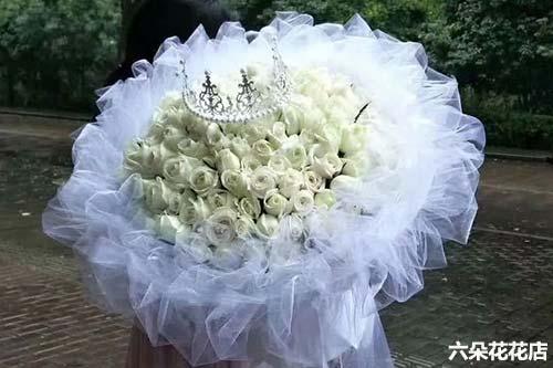 七夕节99枝玫瑰花多少钱