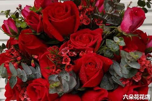 15枝玫瑰的花语
