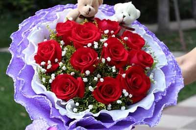 西安花店鲜花推荐,西安鲜花非节日2小时内快速送到!