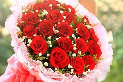 天津同城送花